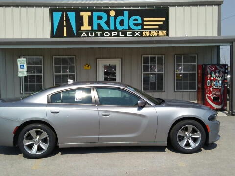 2016 Dodge Charger for sale in Tulsa, OK