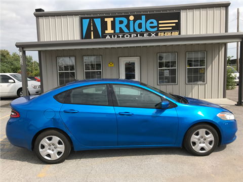 2016 Dodge Dart for sale in Tulsa, OK