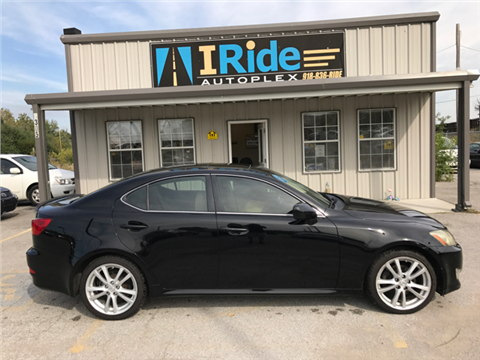 2006 Lexus IS 250 for sale in Tulsa, OK