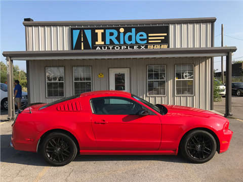 2014 Ford Mustang for sale in Tulsa, OK