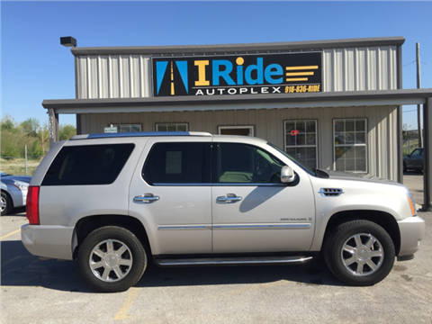 2007 Cadillac Escalade for sale in Tulsa, OK