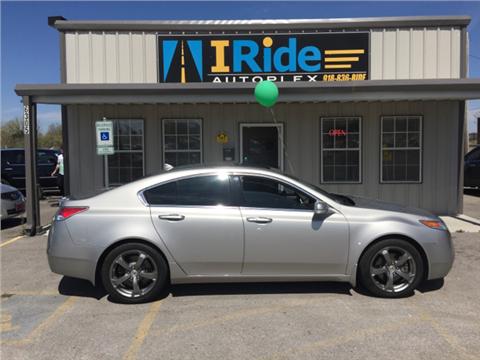 2011 Acura TL for sale in Tulsa, OK