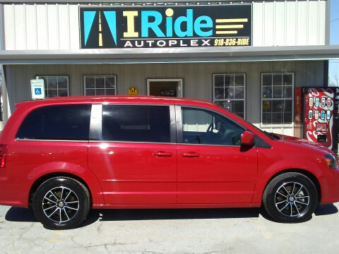 2016 Dodge Grand Caravan for sale in Tulsa, OK