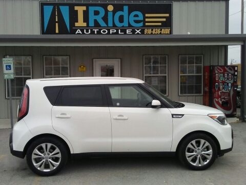 2016 Kia Soul for sale in Tulsa, OK