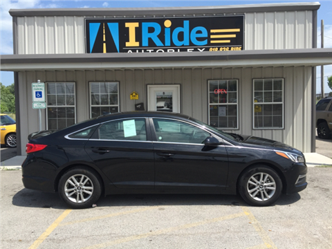 2015 Hyundai Sonata for sale in Tulsa, OK