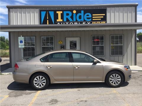 2015 Volkswagen Passat for sale in Tulsa, OK