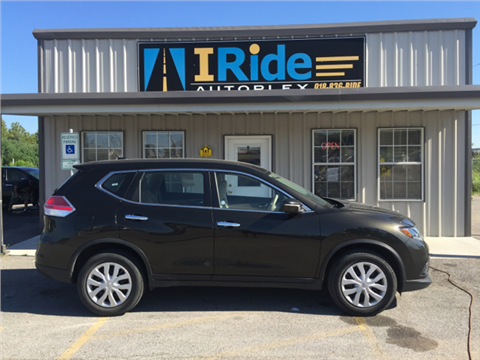 2015 Nissan Rogue for sale in Tulsa, OK