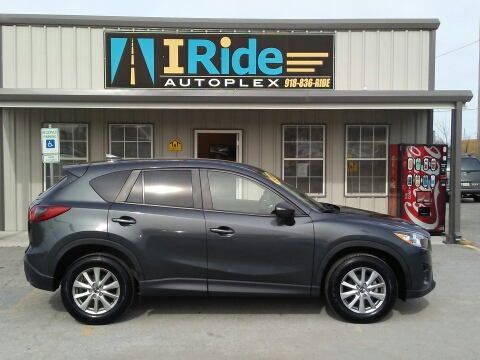 2016 Mazda CX-5 for sale in Tulsa, OK
