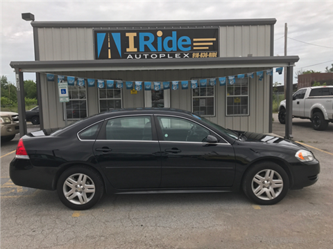 2016 Chevrolet Impala Limited for sale in Tulsa, OK