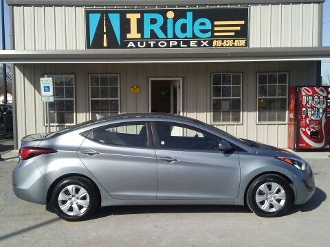 2016 Hyundai Elantra for sale in Tulsa, OK