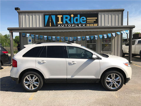2013 Ford Edge for sale in Tulsa, OK
