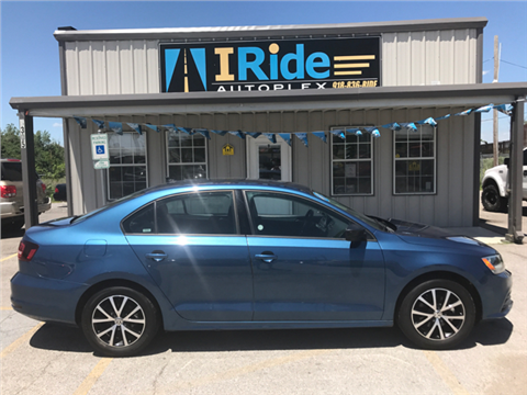 2016 Volkswagen Jetta for sale in Tulsa, OK