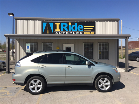 2004 Lexus RX 330 for sale in Tulsa, OK