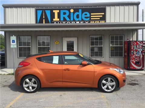 2015 Hyundai Veloster for sale in Tulsa, OK