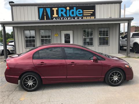 2010 Honda Civic for sale in Tulsa, OK