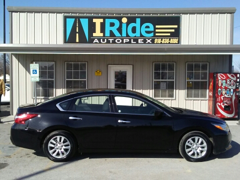 2016 Nissan Altima for sale in Tulsa, OK