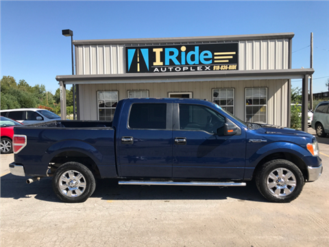 2011 Ford F-150 for sale in Tulsa, OK