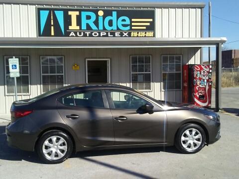 2015 Mazda MAZDA3 for sale in Tulsa, OK