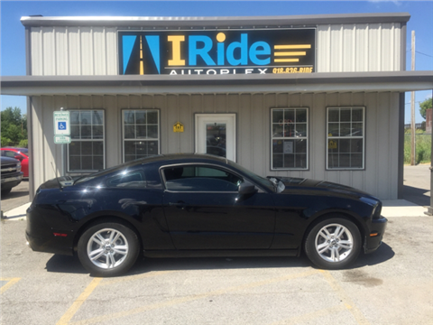 2013 Ford Mustang for sale in Tulsa, OK