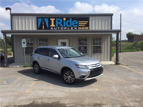 2016 Mitsubishi Outlander for sale in Tulsa, OK