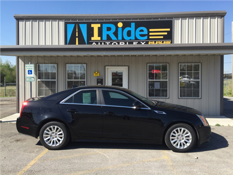2012 Cadillac CTS for sale in Tulsa, OK