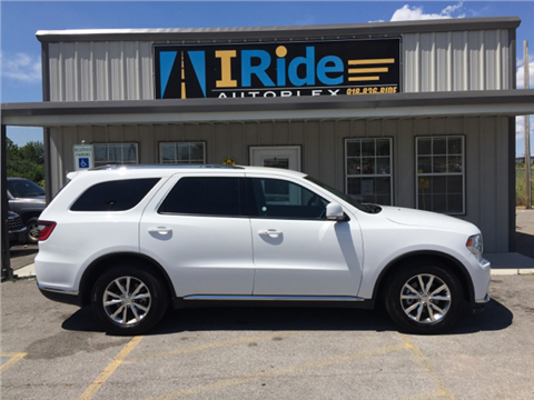 2015 Dodge Durango for sale in Tulsa, OK