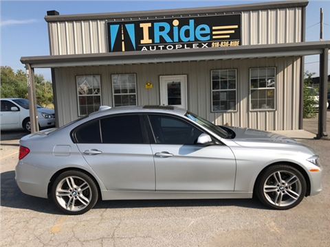 2012 BMW 3 Series for sale in Tulsa, OK