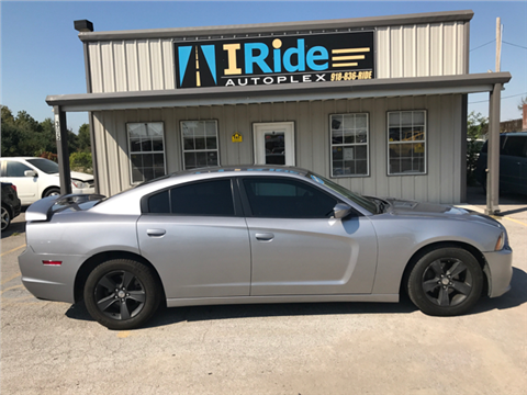 2013 Dodge Charger for sale in Tulsa, OK