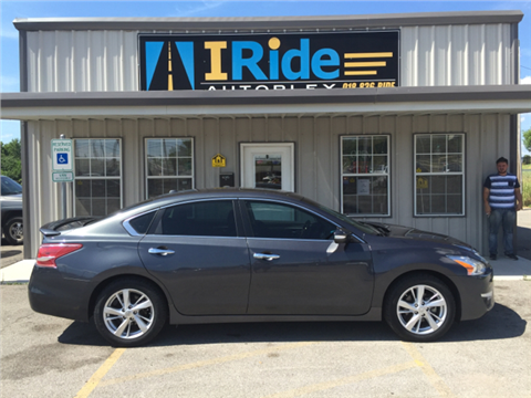 2013 Nissan Altima for sale in Tulsa, OK