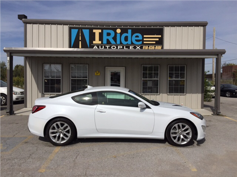 2015 Hyundai Genesis Coupe for sale in Tulsa, OK
