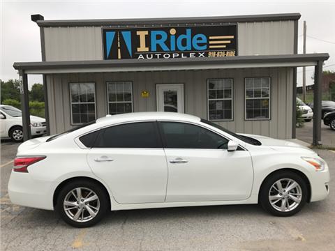 2014 Nissan Altima for sale in Tulsa, OK