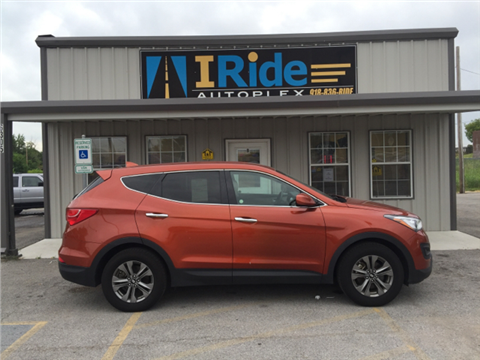 2015 Hyundai Santa Fe Sport for sale in Tulsa, OK