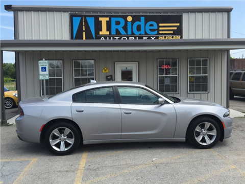 2015 Dodge Charger for sale in Tulsa, OK
