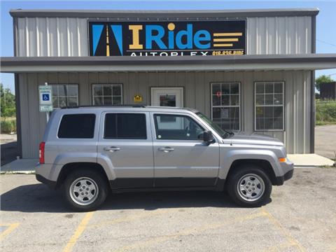 2015 Jeep Patriot for sale in Tulsa, OK