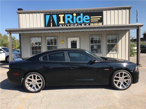 2012 Dodge Charger for sale in Tulsa, OK