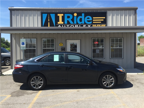 2015 Toyota Camry for sale in Tulsa, OK