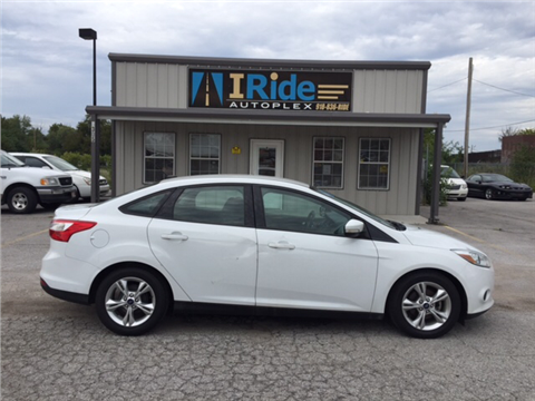 2014 Ford Focus for sale in Tulsa, OK