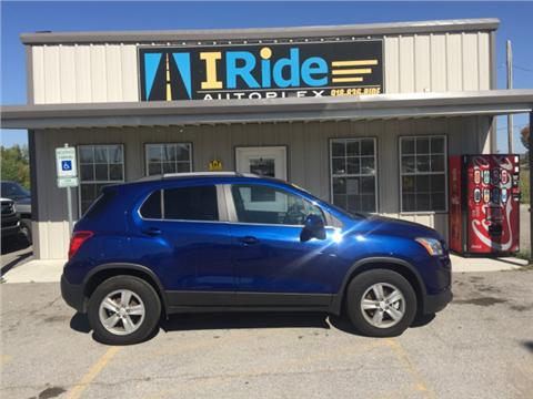 2015 Chevrolet Trax for sale in Tulsa, OK
