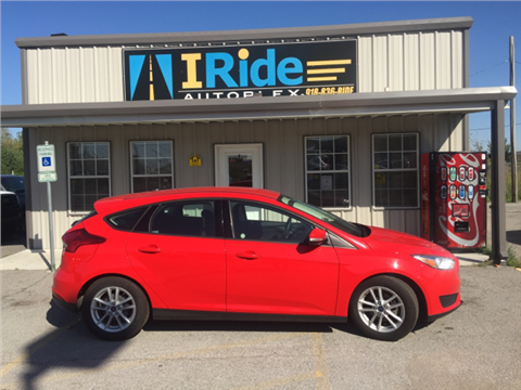 2015 Ford Focus for sale in Tulsa, OK