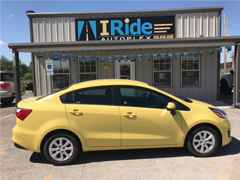 2016 Kia Rio for sale in Tulsa, OK
