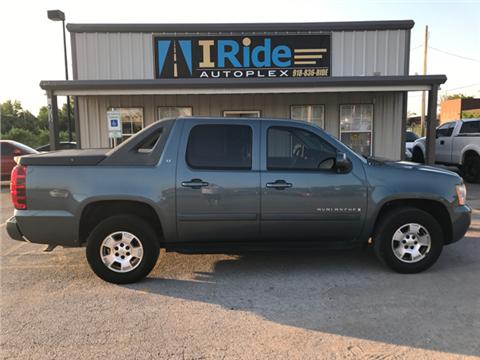 2008 Chevrolet Avalanche for sale in Tulsa, OK