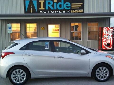 2016 Hyundai Elantra GT for sale in Tulsa, OK