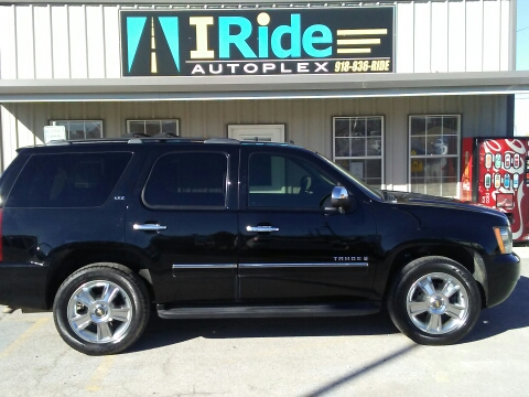 2009 Chevrolet Tahoe for sale in Tulsa, OK