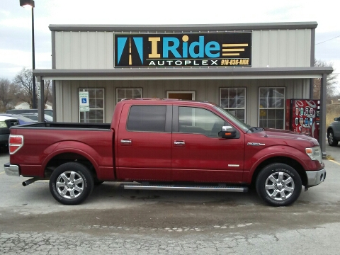 2013 Ford F-150 for sale in Tulsa, OK