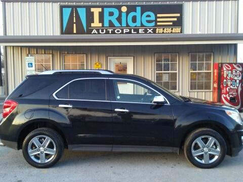 2015 Chevrolet Equinox for sale in Tulsa, OK