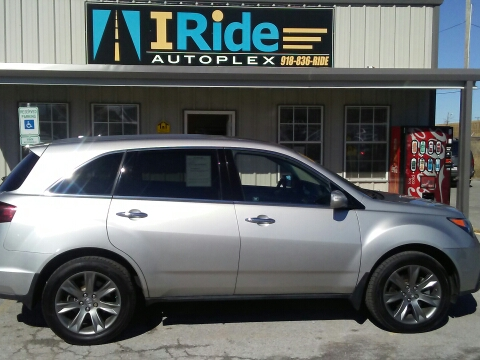 2010 Acura MDX for sale in Tulsa, OK