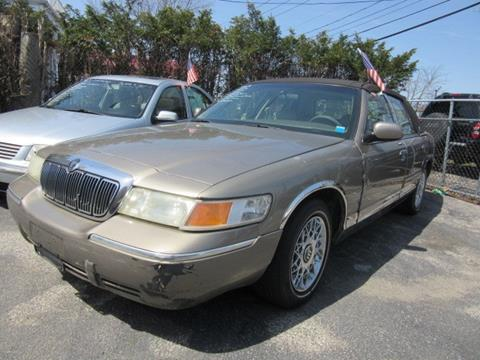 2002 Mercury Grand Marquis for sale in Patchogue, NY