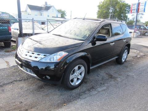 2003 Nissan Murano for sale in Patchogue, NY