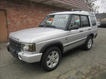 2004 Land Rover Discovery for sale in Patchogue, NY