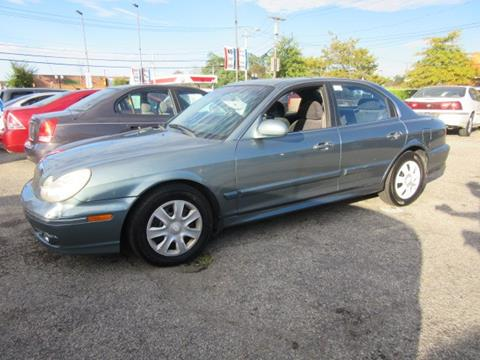 2004 Hyundai Sonata for sale in Patchogue, NY